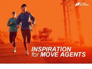 INSPIRATION for MOVE AGENTS INSPIRATION Jennifer Griffin Campaign