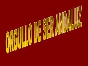 El andaluz no te llama por telfono te