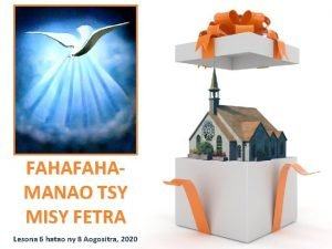 FAHAMANAO TSY MISY FETRA Lesona 6 hatao ny