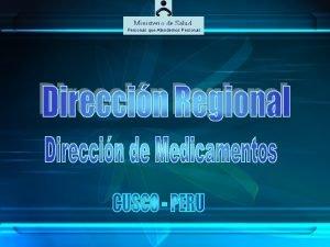 Ministerio de Salud Personas que Atendemos Personas Gobierno