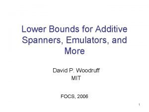 Lower Bounds for Additive Spanners Emulators and More
