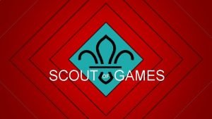 SCOUT OF GAMES RHYME TIME RHYME TIME This