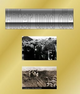Hitler und die Judenverfolgung1 30 Januar 1933 Adolf