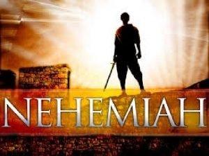 Nehemiah 3 1 5 Then the high priest