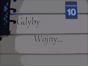 Gdyby Wojny Lublin 2008 Lublin Miasto poetw Lublin