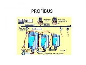 PROFBUS Profibus Process Field Bus geni kapsaml retim