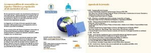La nueva poltica de renovables en Espaa Objetivos