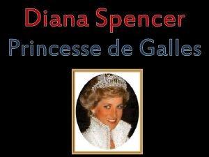 Diana Spencer Princesse de Galles Princesse Diana trois