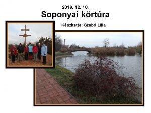 2019 12 10 Soponyai krtra Ksztette Szab Lilla