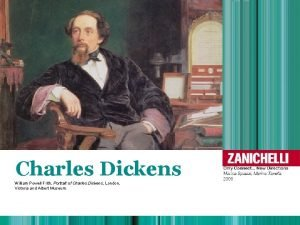 Charles Dickens William Powell Frith Portrait of Charles
