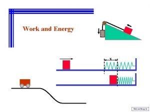 Work and Energy x Work and Energy 06