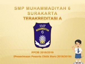 PROFIL SMP Visi Sekolah Yang Unggul Dalam Prestasi