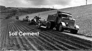 Soil Cement Taylor Hogan and Marissa Karpack Starvation