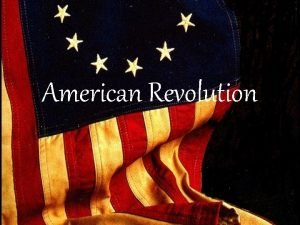 American Revolution The Albany Plan of Union Colonists