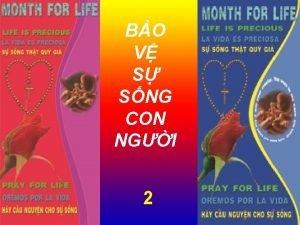 BO V S SNG CON NGI 2 PH
