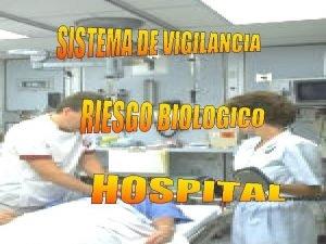 Establecer los parmetros para la vigilancia epidemiolgica del