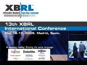 Developing XBRL taxonomies in the Spanish Public Sector