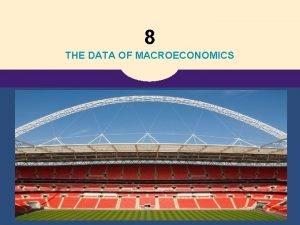 8 THE DATA OF MACROECONOMICS Introduction to Macroeconomics