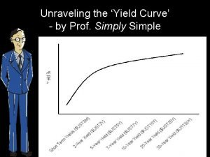 Unraveling the Yield Curve by Prof Simply Simple