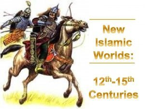 Battling for Islam Umayyad Power February 3 Rise