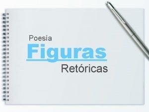 Poesa Figuras Retricas Gnero Lrico El trmino Gnero