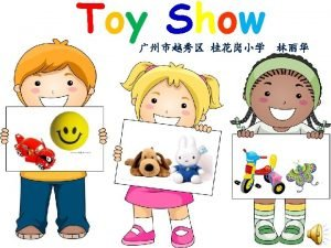 Show the Toy toys make friends show the