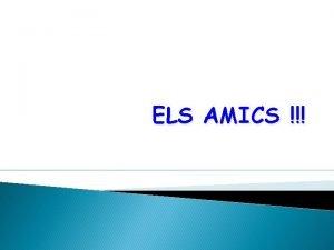ELS AMICS INDEX COM ES FAN ELS AMICS