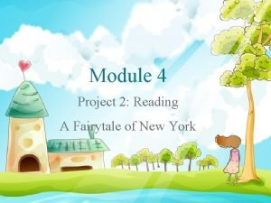 Module 4 Project 2 Reading A Fairytale of