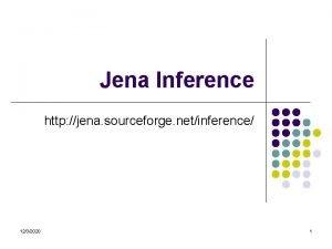 Jena Inference http jena sourceforge netinference 1232020 1