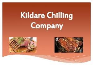 Kildare Chilling Company Company Introduction Kildare Chilling Company