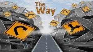 The Way John 14 6 Jesus saith unto