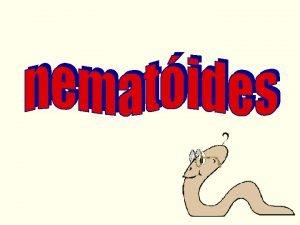 Voc sabia 342 helmintos 197 gastrointestinais 20 patognicos