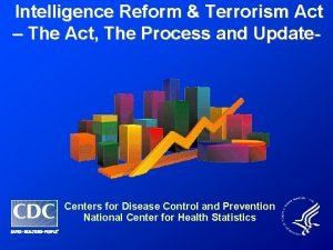 Intelligence Reform Terrorism Act The Act The Process