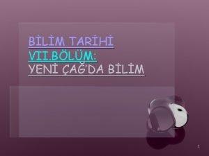 BLM TARH VII BLM YEN ADA BLM 1