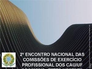 Edifcio Niemeyer em Belo Horizonte MG Projeto de