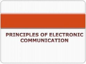 3 1 Characteristics of radio receiver Sensitivity Ability