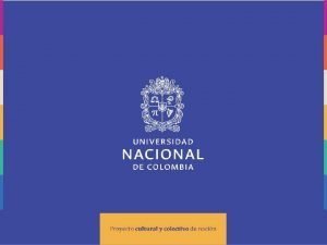 Comit de tica en Investigacin sede Bogot Seleccin