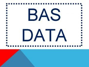 BAS DATA KINDERGARTEN BAS DATA 2014 2015 100