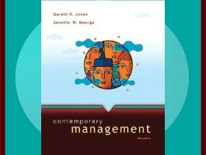 chapter eleven Organizational Control and Change Mc GrawHillIrwin