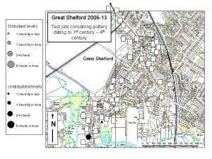 Great Shelford 2006 13 Disturbed levels 1 sherd