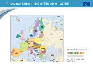 An t Aontas Eorpach 500 millin duine 28