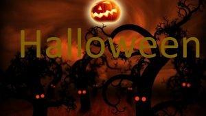 Halloween origen Lo que hoy conocemos como la