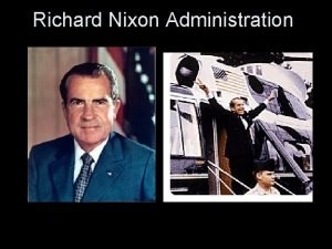 Richard Nixon Administration Foreign Policy Nixons foreign policy