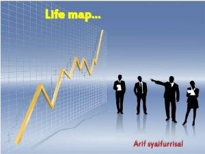 Life map Arif syaifurrisal Arif Syaifurrisal 085655396657 Arif