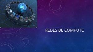 REDES DE COMPUTO QUE ES UNA RED DE