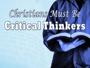 Fortify Your Thinking Upon Gods Word Gods Word