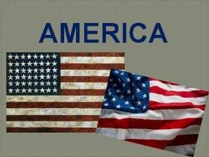 AMERICA The seven natural wonders of America 1