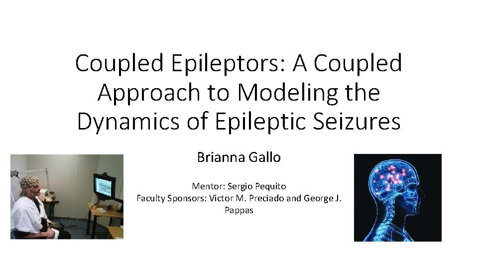 Coupled Epileptors A Coupled Approach to Modeling the