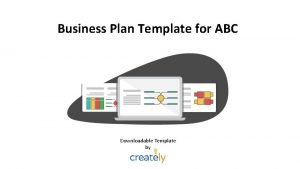 Business Plan Template for ABC Downloadable Template by
