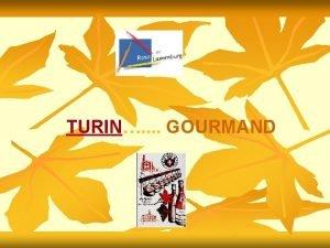 TURIN GOURMAND TIRAMISU Gteau typique italien n n